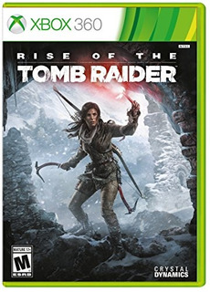 Juegos,rise Of The Tomb Raider - Xbox 360 - Xbox 360 Sta..