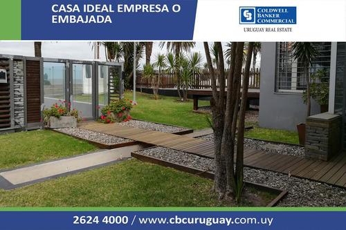 Casa En Carrasco En Alquiler O Venta  - Ideal Empresa O Embajada.