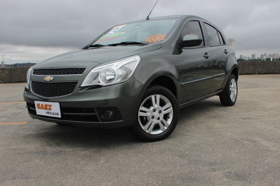 Chevrolet Agile 1.4 Ltz 2012