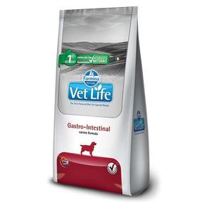 Ração Vet Life Natural Gastro Intestinal Para Cães Adultos -