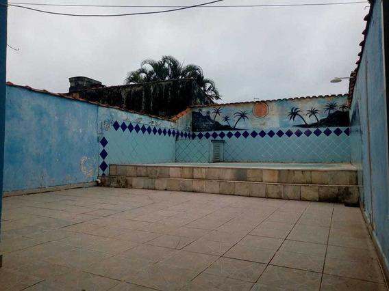 Casa Com Piscina Na Praia R$ 190 Mil Mongaguá Ref 7336 C