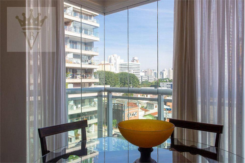 Cobertura Com 2 Dormitórios À Venda, 125 M² Por R$ 2.100.000,00 - Vila Nova Conceição - São Paulo/sp - Co0130