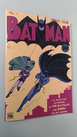 Batman 1 Ano 1940 Frete Free