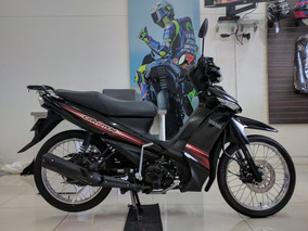 Yamaha Crypton 115 2016 Impecable