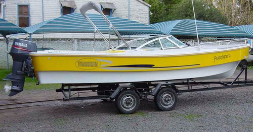 Trakker 625 Open Full Con Yamaha 90hp 2 T Full - Renosto