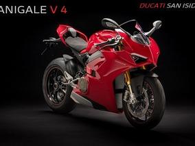 Ducati Panigale V 4 S.entrega Ya !!! San Isidro