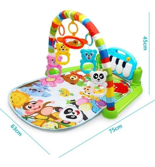 Tapete Ginásio De Atividades Para Bebê Pronta Entrega