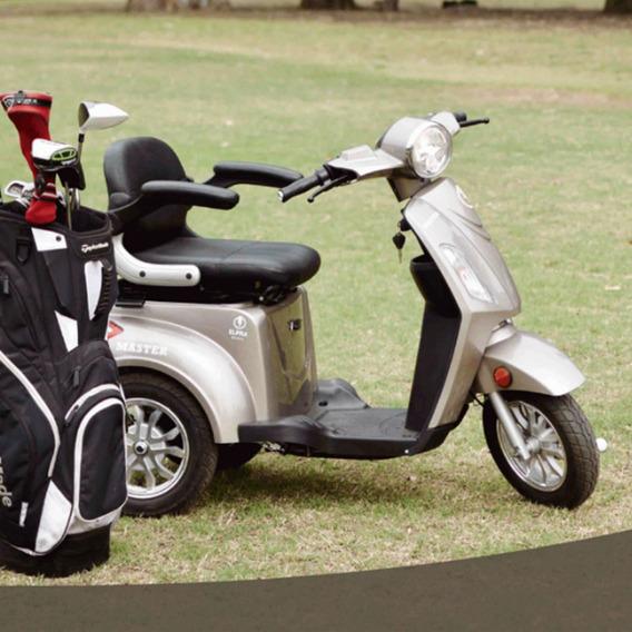 Triciclo Electrico Master Sin Licencia Conducir Envío Gratis