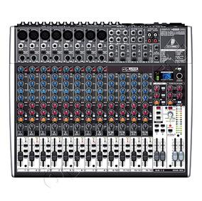Mesa Beringher Xenix X2222 Usb (com Placa De Áudio)