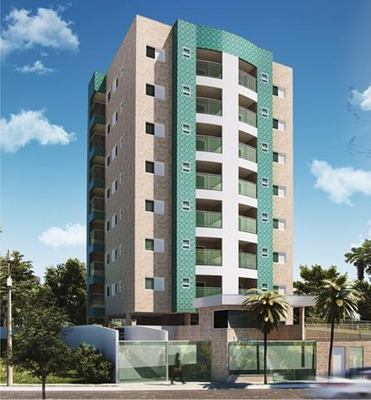 Apartamento 1 E 2 Dormitórios Em Mongaguá