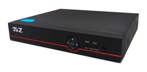 Dvr 4 Gravador Cameras Canais 1080p Ahd P2p Nvr Hvr 5 Em 1