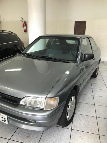 Ford Escort Gl 1994 - Raridade , Carro Para Coleção - Unico