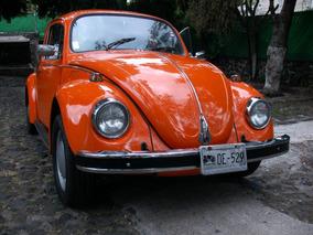 Volkswagen Vw Sedan Vocho Clásico 1973 Segunda Edición