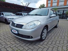 Renault Symbol Expression 1.6 2011 Prata Flex