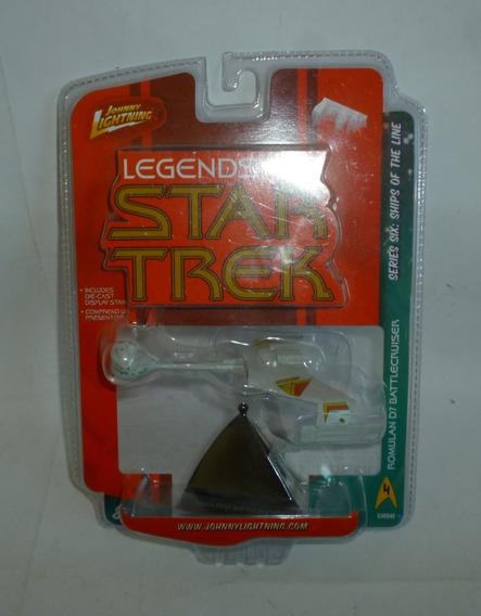 Johnny Lightning Star Trek 2009 Taça Romulan D-7 Cruzador