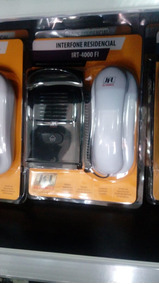 Interfone Residencial Irt-4000fi