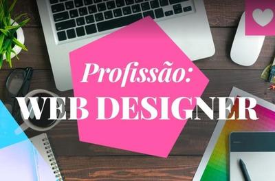 Web Designer Profissional, 50 Horas De Vídeo ( + Bônus! )