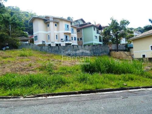 Imagem 1 de 9 de Terreno Num Condomínio Fechado Muito Charmoso, Na Santa Ines, 220 Metros - Cf26432