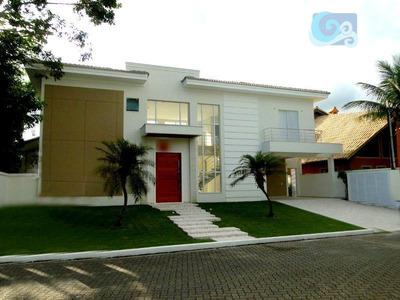 Casa À Venda, Praia De Pernambuco, Guarujá. - Ca1481