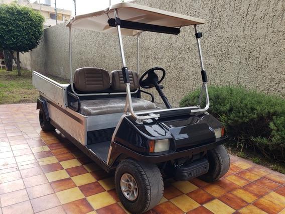 Excelente Carro De Golf Carryall Tipo Pickup