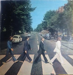 Abbey Road The Beatles Vinilo Original 1969