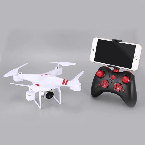 Drone Ky101 - Transmite P/ Celular + Controle+câmera Hd