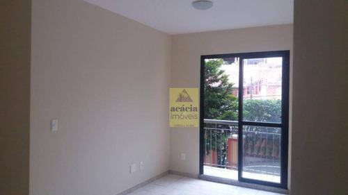 Imagem 1 de 30 de Apartamento Com 2 Dormitórios À Venda, 51 M² Por R$ 240.000,00 - Conjunto Residencial Vista Verde - São Paulo/sp - Ap2260