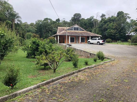 Chácara São José Dos Pinhais Casa 4 Quartos 4 Vagas Cobertas