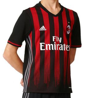 Playera Futbol Soccer Ac Milan 16/17 Niño adidas Ai6902