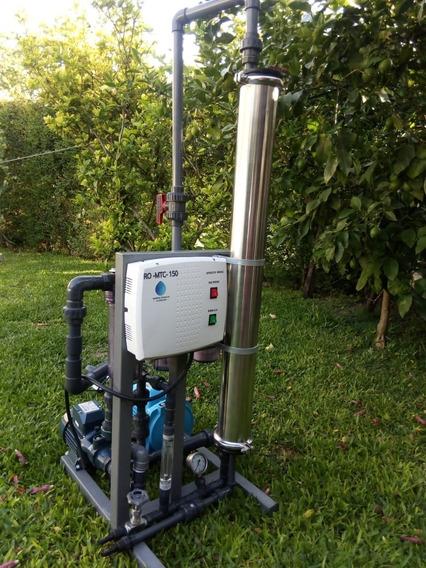 Osmosis Inversa Agua Desmineralizada 80 A 150 Lph
