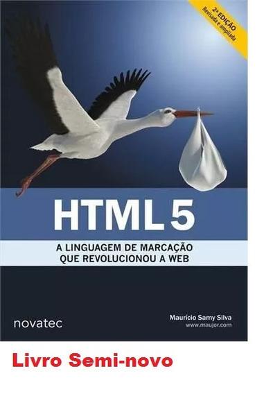 Html 5 Linguagem De Programação Para Internet