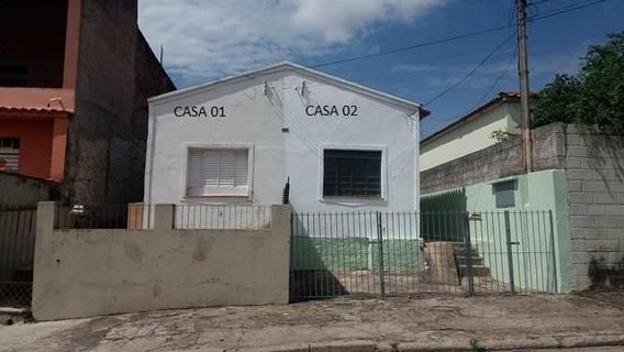 Casa Residencial À Venda, Vila Haro, Sorocaba. - Ca4260