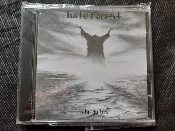 Cd - Hate Forest - The Gates