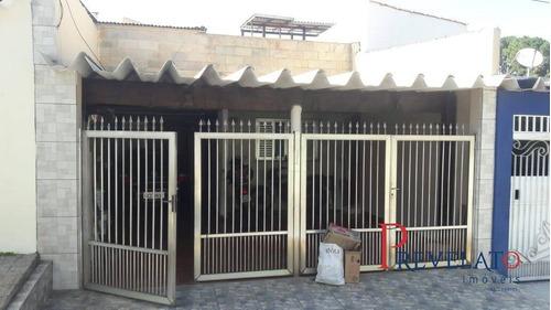 Imagem 1 de 15 de Ct-7089 - Casa Térrea 3 Dormitórios - Alves Dias - Sbc - Ct-7089