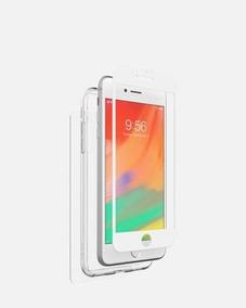 Mica 360 De Cristal Templado Blanco Para iPhone 8 Glass Zagg