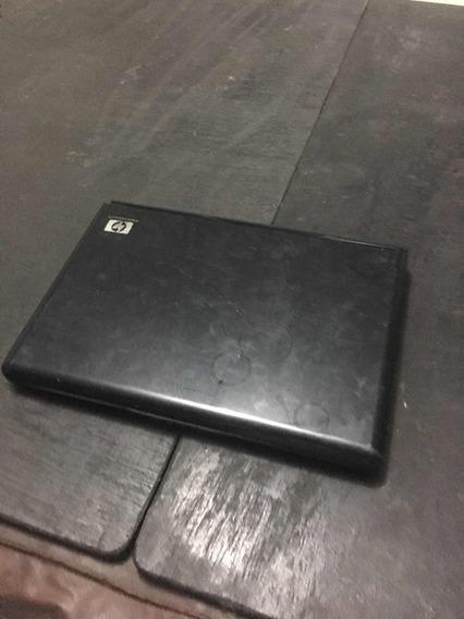 Notebook Hp Dv6000 Com Defeito Não Liga Sem Fonte Sem Hd