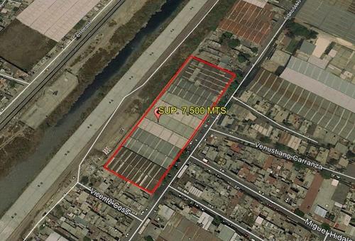 Imagen 1 de 11 de Nave Y Oficinas Ecatepec Jardines De Xalostoc Sup. 7,500 Mts