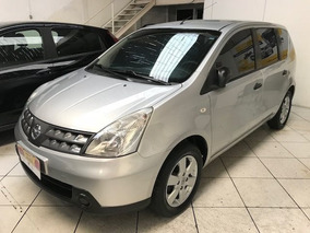 Nissan Livina 1.6 S 16v Flex Manual 2011 Lindo Carro