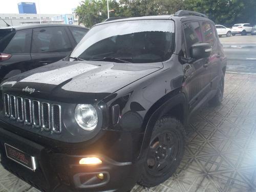 Imagem 1 de 10 de Jeep Renegade 1.8 At