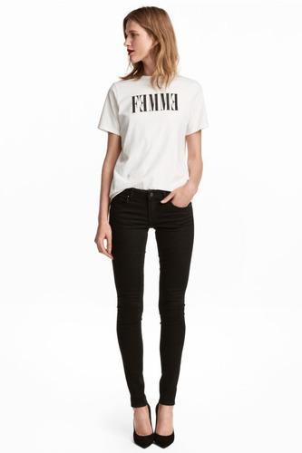 Jeans Mujer Elastizados Pack X 2 Loquierotodo