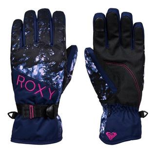 Guantes Roxy Jetty Bte2 Ski Snow Impermeables Nieve Touch