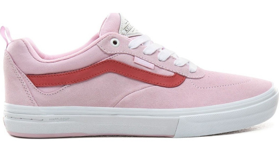 Tenis Old Skool Vans Kyle Walker Pro Rosa Flamingo Original
