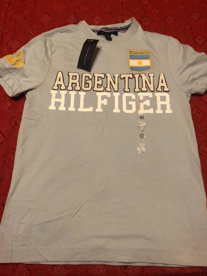 Remera Tommy Hilfiger Argentina