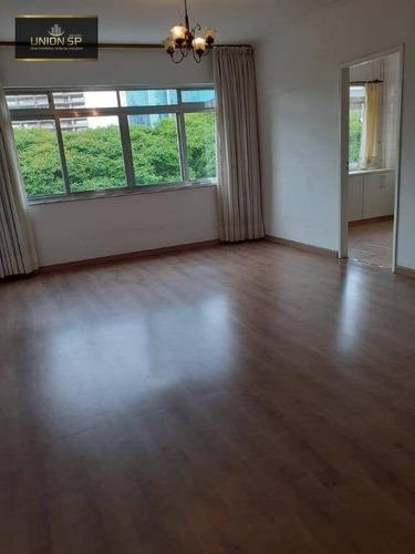Apartamento Com 2 Dormitórios À Venda, 112 M² - Paraíso - São Paulo/sp - Ap49499