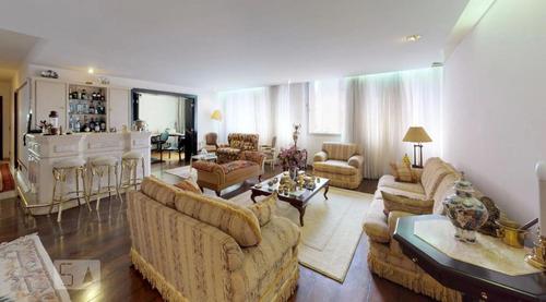 Apartamento À Venda - Perdizes, 4 Quartos,  250 - S893069605
