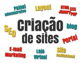 Criação De Sites Criamos Seu Site A Partir Do Seu Layout