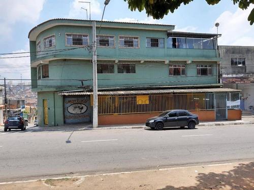 Imagem 1 de 30 de Prédio À Venda, 220 M² Por R$ 700.000,00 - Conjunto Marcos Freire - Guarulhos/sp - Pr0024