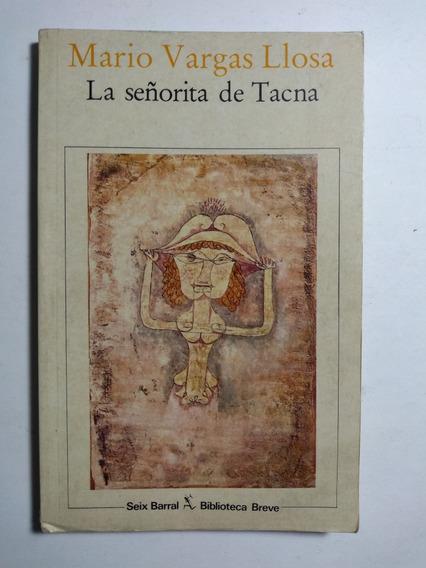 La Señorita De Tacna , Mario Vargas Llosa