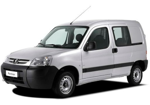 Peugeot Partner 1.6 Vti Confort 5as