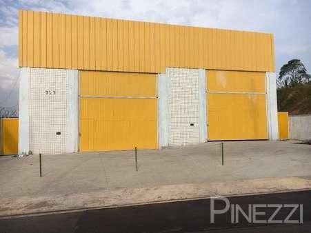 Imagem 1 de 18 de Galpão Locação - Agp148